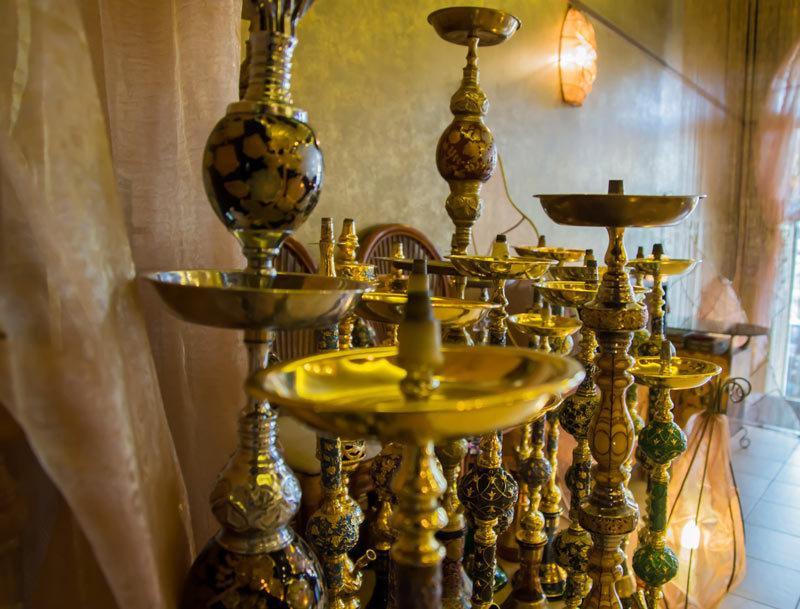 бар кальянная в Санкт-Петербурге
