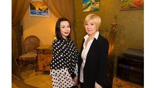 Выставка Елены Царёвой